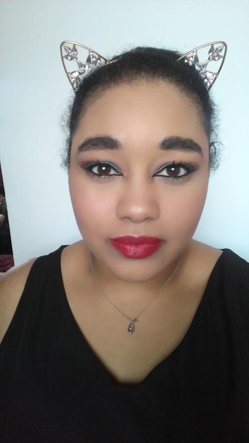 5 Katy Kat Matte Crimson Cat Lipstick